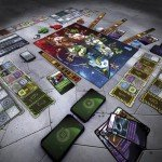 Board games with adrenaline