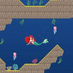 Little Mermaid game (for a 3 year old)